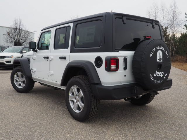 New 2020 JEEP Wrangler Unlimited Sport S