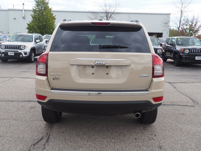 Certified Pre-Owned 2016 Jeep Compass High Altitude