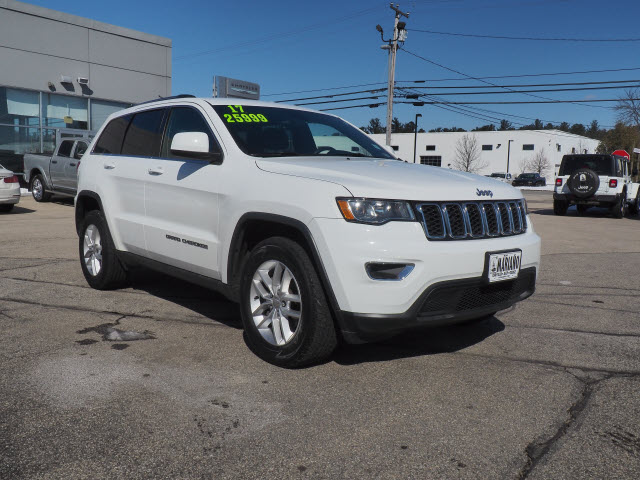 Pre Owned 2017 Jeep Grand Cherokee Laredo