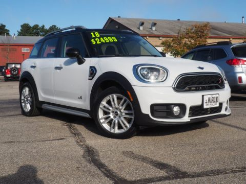 Pre-Owned 2018 MINI Cooper S Countryman Base