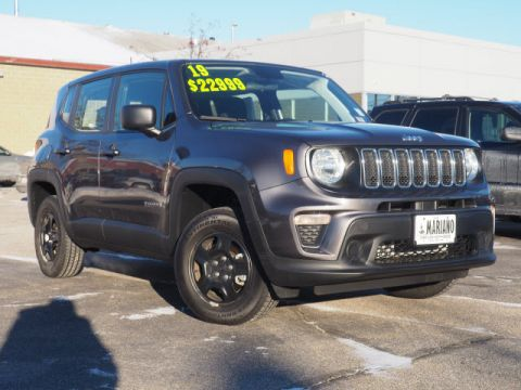 New 2019 JEEP Renegade Sport